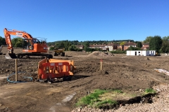 Clearing-the-ground-at-meadowbank