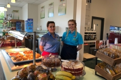 Staff at Meadowbank Cafe